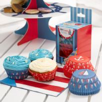 Ahoy There Cupcake Cases (100)